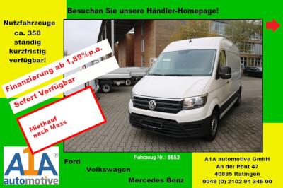 VW CRAFTER Kasten 30 mittellang L3 3640mm H3 FWD