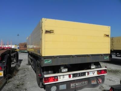 RENDERS Pritschenanhänger N02A21-V