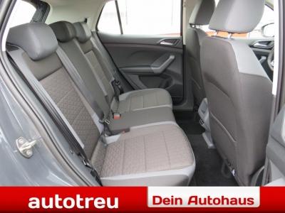 VW T-Cross Style A-Kupplung Voll LED Navi Reling Winterpak 2xParkpilot