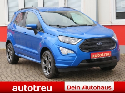 Ford EcoSport ST-Line Klimautom 17zAlu SYNC WinterPaket