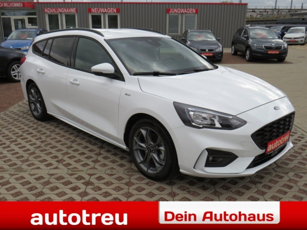 Ford Focus ST-Line Automat LED Navi Winter Klimaaut SYNC