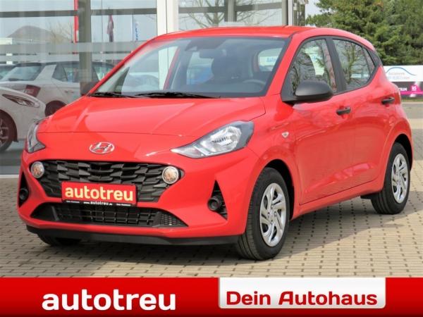 Hyundai i10 5türig Klima DAB Radio el. Spiegel & Fenster