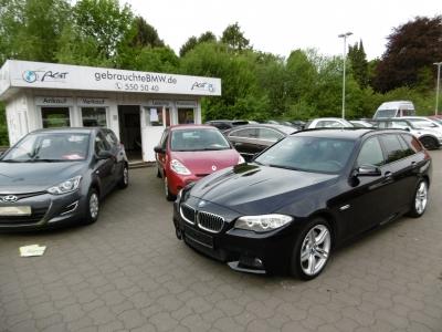 """BMW 525 dA xDrive Tour. M-Paket Navi Xen 19 """"AHK"""