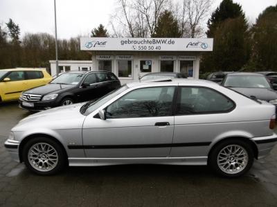 BMW 323 ti Exclusiv Edition M-Paket