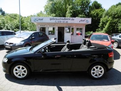 Audi A3 1.8 TFSi Cabrio Attraction Navi Sitzheiz. PDC