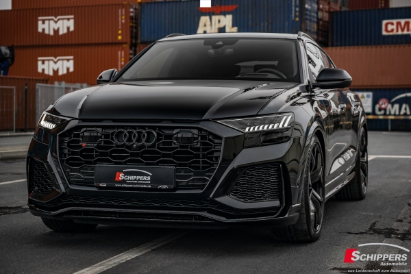 Audi RSQ8   B&O/HUD/KERAMIK/360°/PANO/BTM-TURBO/980PS