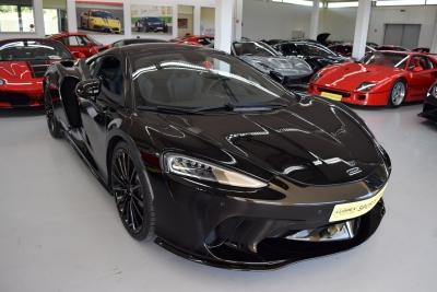 McLaren GT Luxe Panorama MSO Black Pack* Premium Pack
